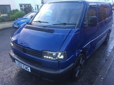 eBay: 2002 Volkswagen Transporter Camper Day van #vwcamper #vwbus #vw