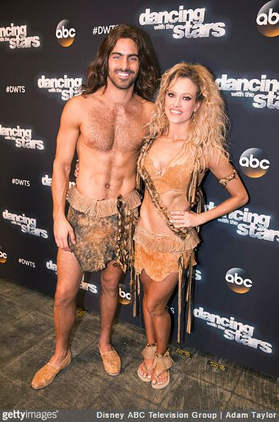 Nyle and Peta - DWTS Week 4