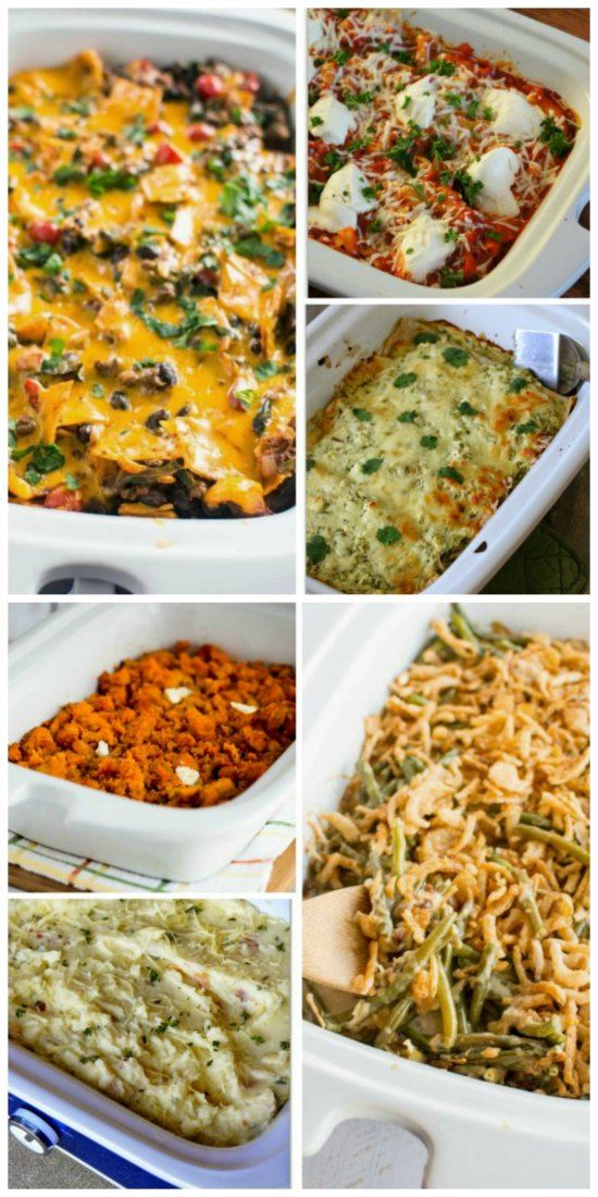213 Best Images About Best Casserole Crock Recipes On