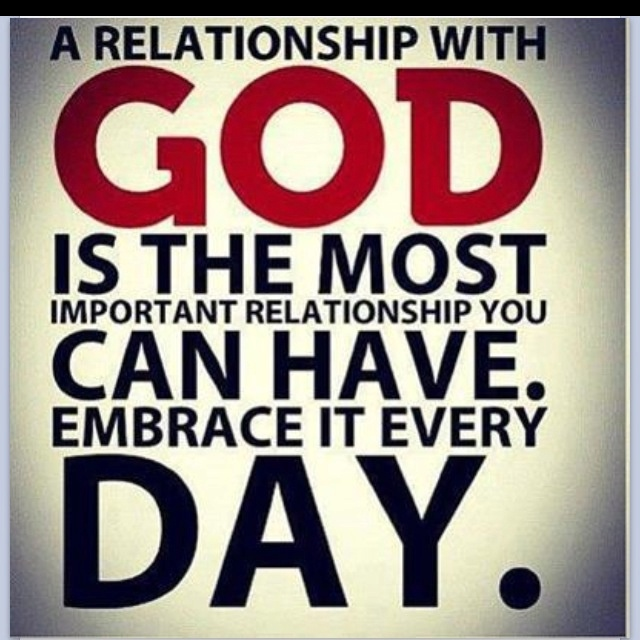 Life Quotes About Relationships: A Godly Relationship