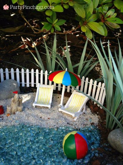 17 best ideas about beach fairy garden on pinterest