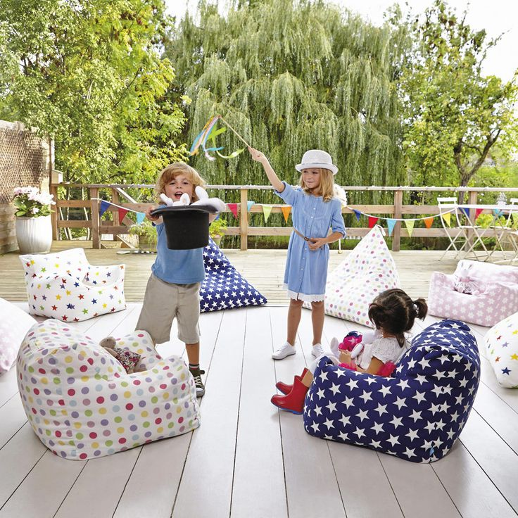Bean Bag Chair for Kids - Chairs & Beanbags - Furniture - gltc.co.uk