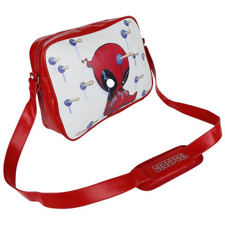 Little Victim - Shoulder Bag by Deadpool