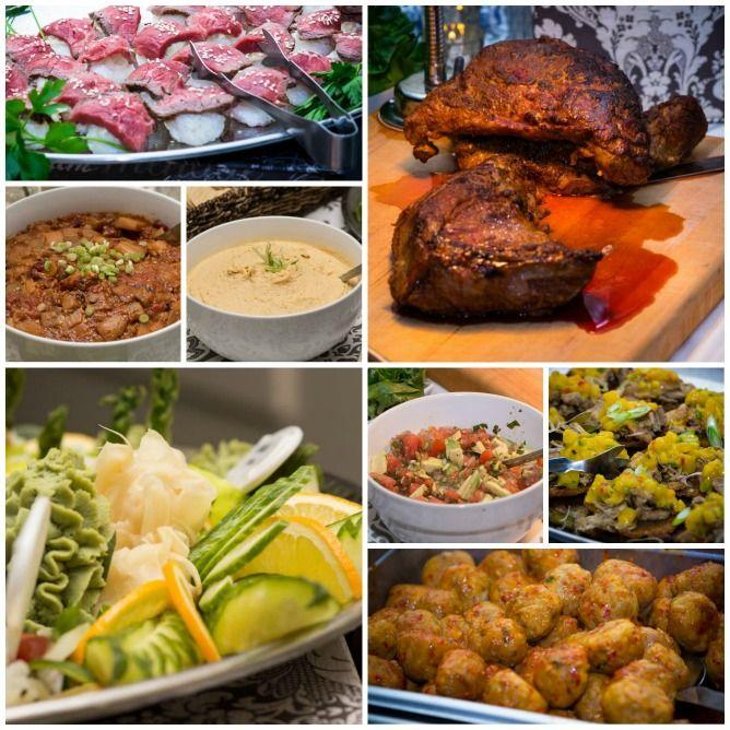 Winter Wedding Food: Wedding Reception Appetizers, Wedding