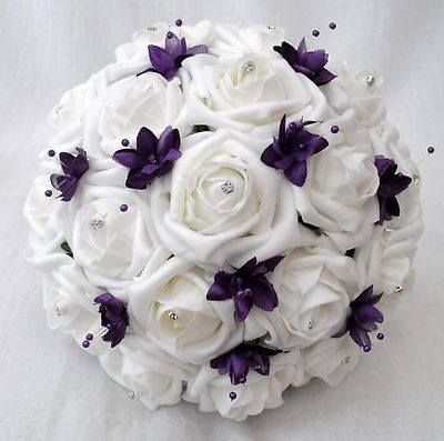 best wedding flowers images on, Beautiful flower