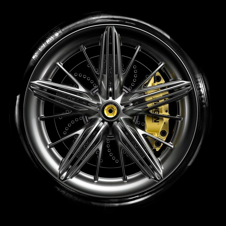 Wheels Collection on Behance by Matteo Gentile