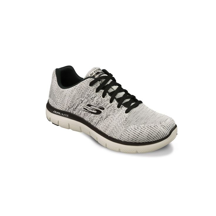 Skechers Flex Advantage 2.0 Missing Link Men's Sneakers, White Oth