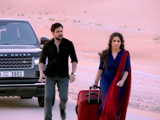 'Humari Adhuri Kahani Trailer Woos Celebs on Twitter http://www.ndtv.com/video/player/news/humari-adhuri-kahani-trailer-woos-celebs-on-twitter/366275