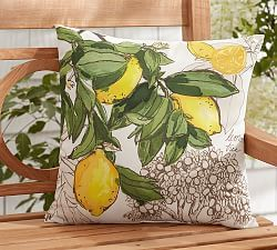 Outdoor Pillows & Outdoor Chair Cushions | Pottery Barn
