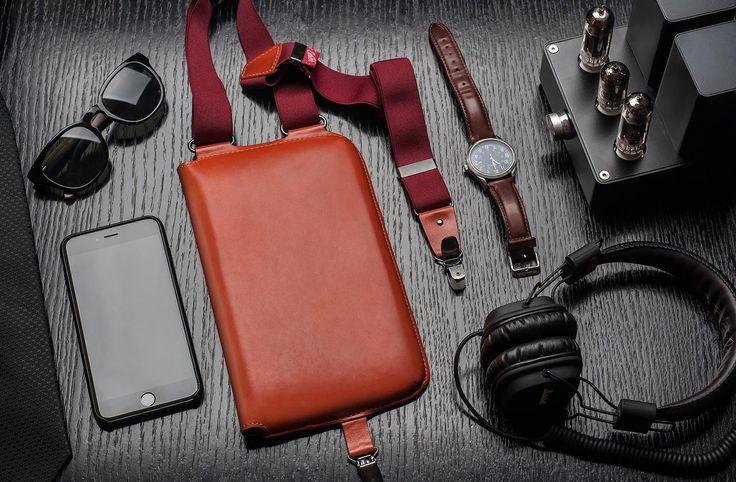 versatile and sleek shoulder holster #cartergear