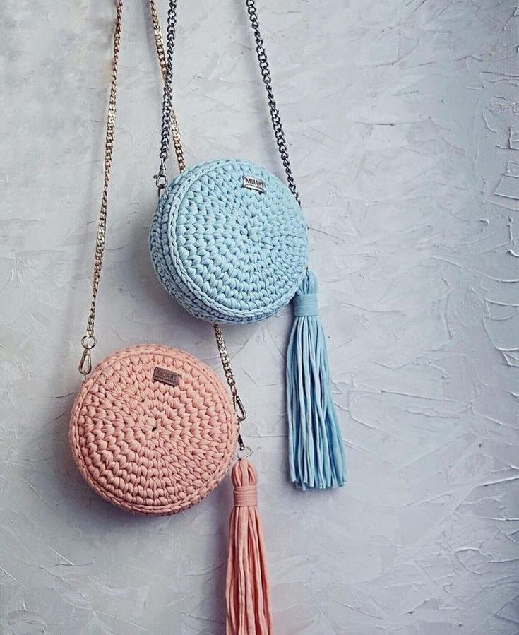 Crochet cute bags, beach bag and handbag Image Pattern for 2019 – Page 7 of 70