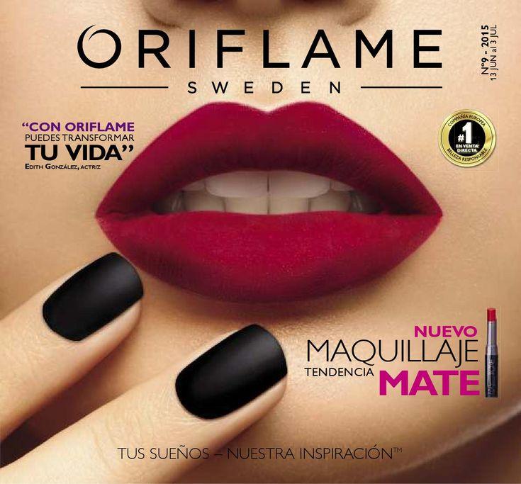 ISSUU - Catálogo C9 2015 Oriflame Chile de Favio Mardones