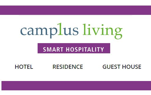 Camplus has Hotels, Residences and Guest Houses all over Italy