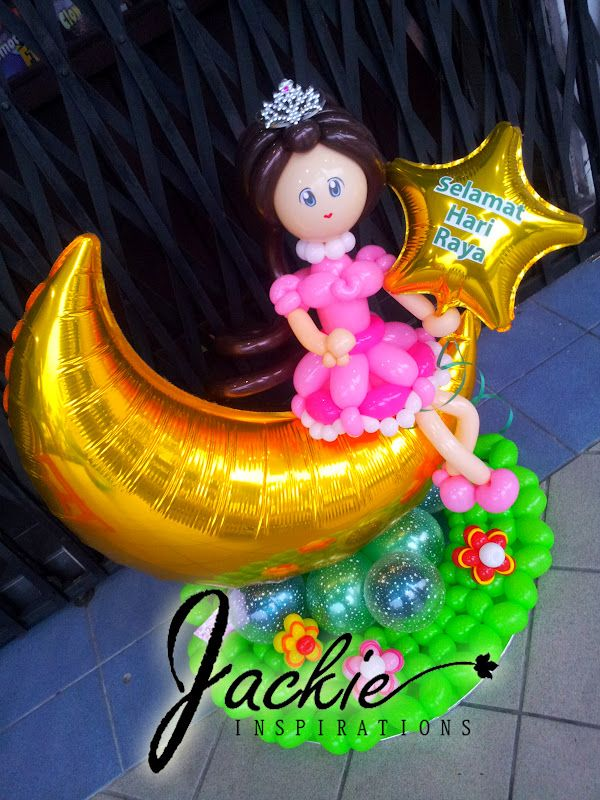 Balloon decorations for events such as weddings, birthday parties, corporate openings and launchings in Kuching and Sibu Sarawak.