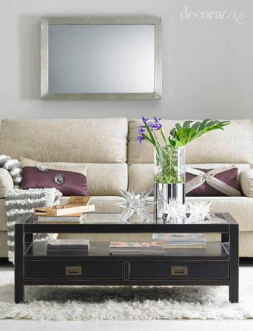 Stylish Ideas To Decorate And Balance The Coffee Table With The Sofa Set In  The Modern Home With Use Of Special Decorations And Color Themes.