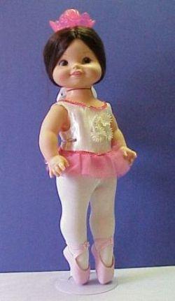 Dancerina vintage doll