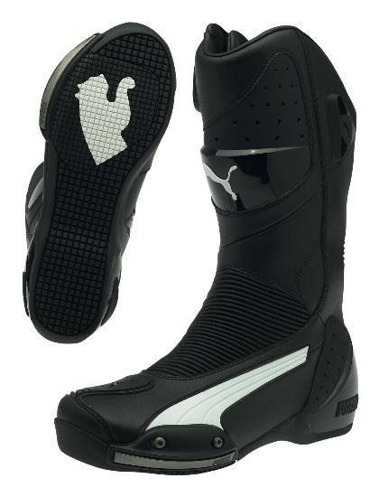 Buty Puma Desmo V2 Kolor Czarny Dostępne na www.Motocyklowy.pl #puma #buty_motocyklowe #puma_desmo