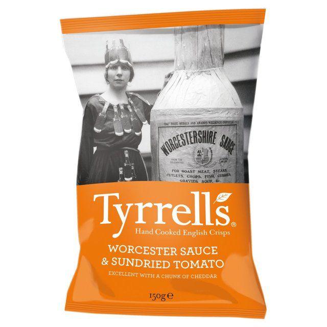 Tyrrell's Worcester Sauce