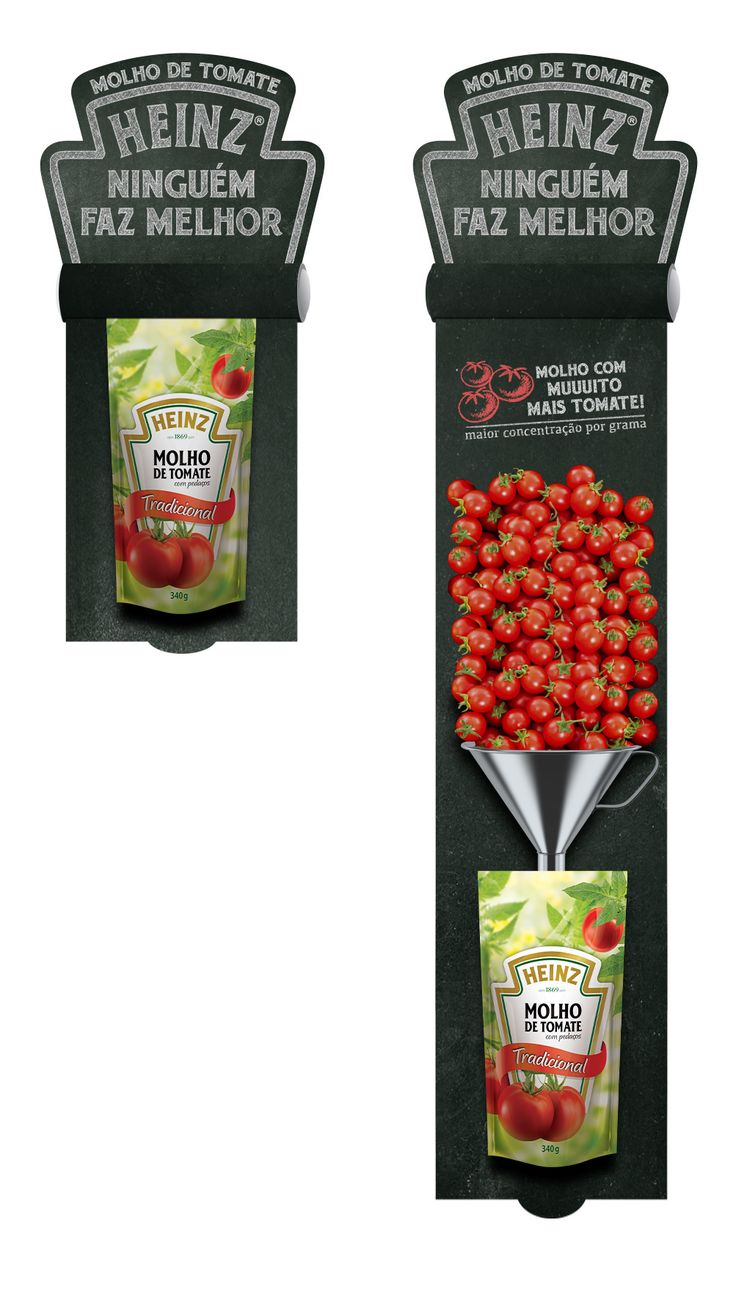PDV Molhos Heinz on Behance