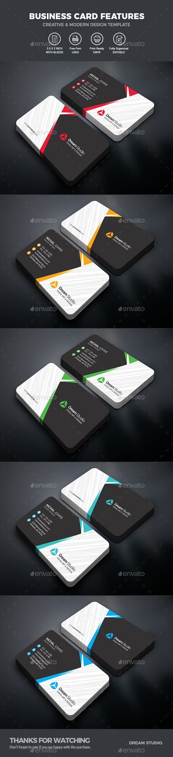 Business Cards - Business Cards Print Templates : https://graphicriver.net/item/business-cards/20113305?s_rank=11&ref=Al-fatih