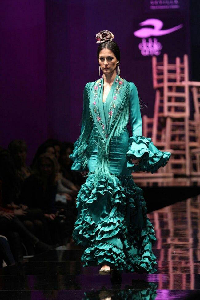 Spanish Fashion Dresses