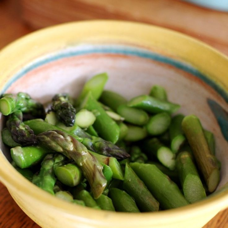 How To Prepare and Blanch Asparagus — Cooking Lessons from The Kitchn