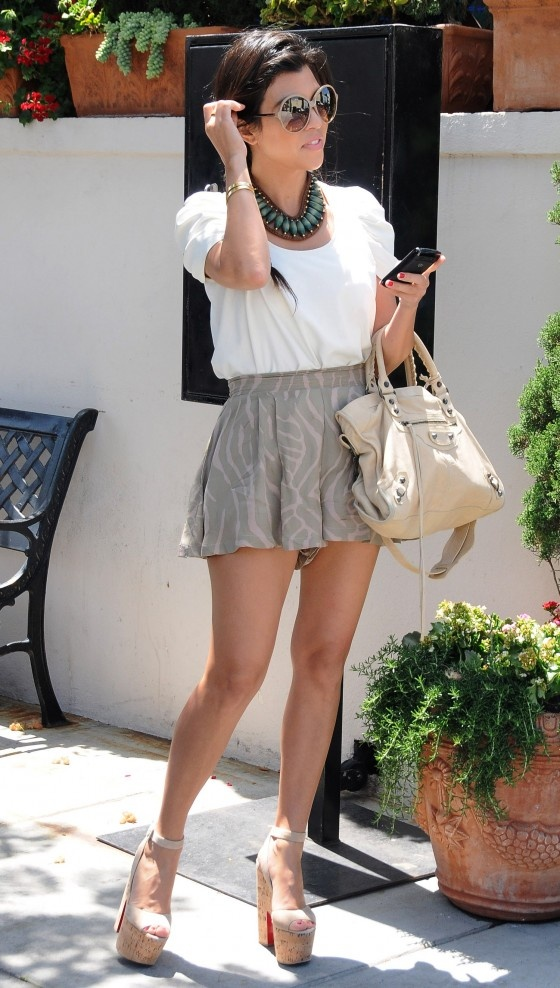 Ms. Kourtney Kardashian ...XoXo