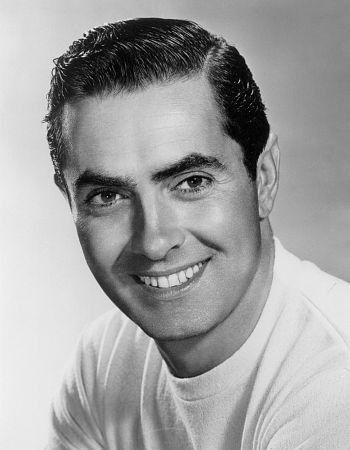 Tyrone Power, c. 1948.