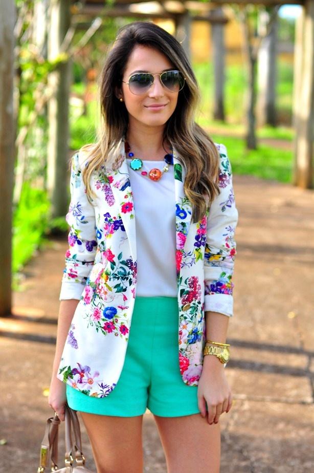 CHEIA DE FRESCURA: Meu Look: Colorful                                                                                                                                                                                 Mais
