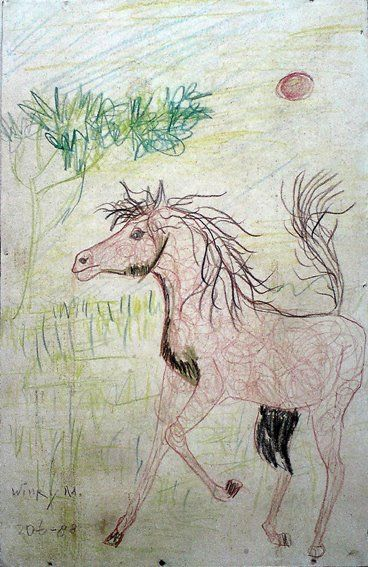 Art and Lore: Horse 1988