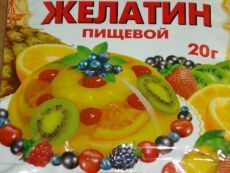 Чудо-рецепт: желатин для суставов