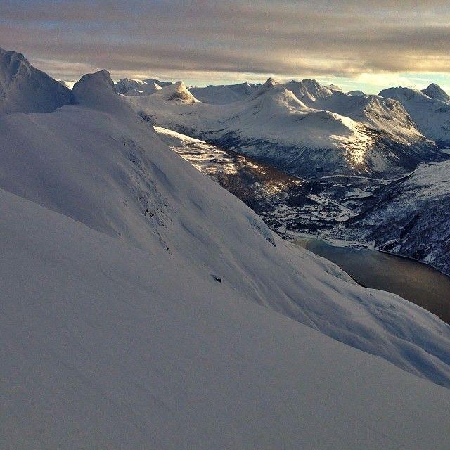 Narvik, Nórsko