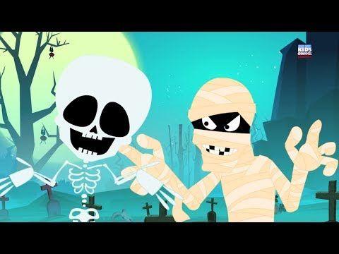 bonjour c'est halloween halloween chansons pour les enfants rimes pour enfants Hello It's Halloween - YouTube