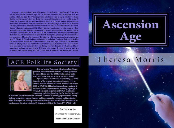 Theresa J Morris - Psychic Spiritual Adviser Free Readings- ACE Academy and ACE Metaphysical Institute. ACO Ascension Center Organization aka ACE Nonprofit Inc. Check Out Spirituality Podcasts at B...