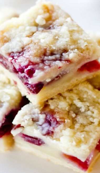 Cherry Pie Bars | Baking | Pinterest