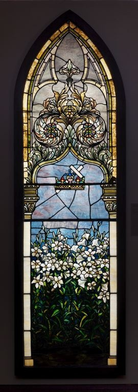 ~ Living a Beautiful Life ~ Tiffany glass
