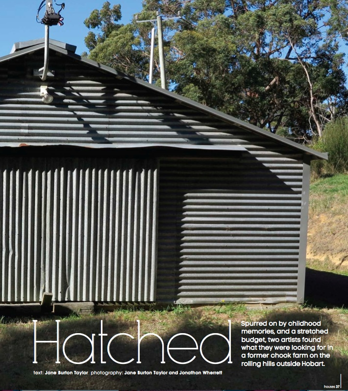 hatched - photography: Jane Burton Taylor & Jonathon Wherrett, architecture: Michael Shrapnel