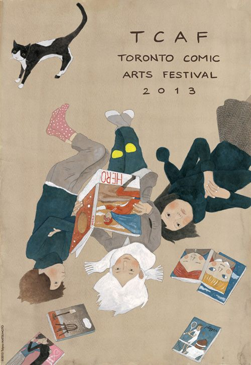 poster designed by Taiyo Matsumoto.