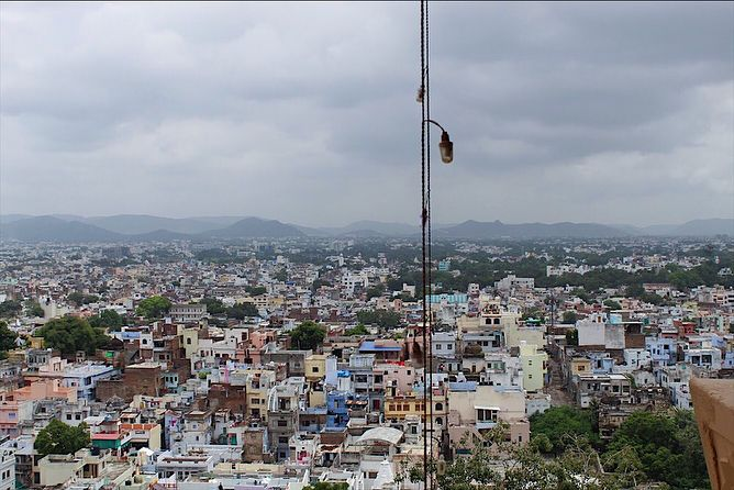 City View In Udaipur From One Of Our Trip Goers Metowe Metowtrips Rajasthan India Travellog Trave Travel Log Travel Goals Paris Skyline