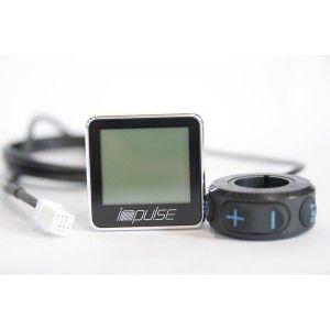 Display IMPULSE LCD 36V wąski