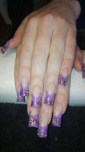 Purple blaze