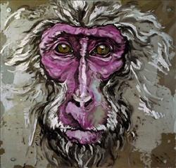 The Monkey Show (Homo sapiens?) una mostra di Simone Fugazzotto a Milano