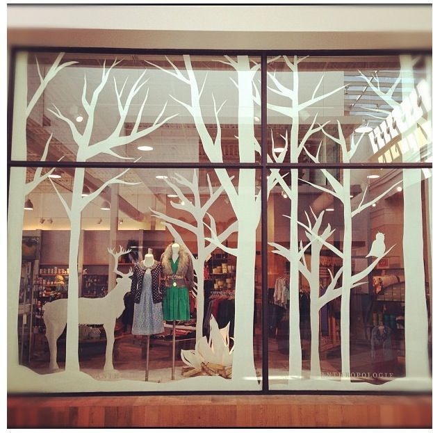 804 best vitrine images on pinterest milk windows and shops for Shop xmas decorations