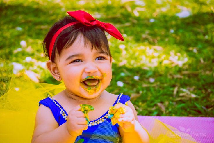 Smash the Cake Cecília Parque Branca de Neve Alegria Chá com Menta Fotografia Cotia