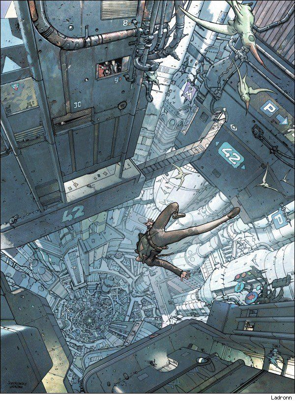 Best Art Ever (This Week) - 09.21.12 - ComicsAlliance | Comic book culture, news, humor, commentary, and reviews