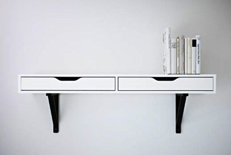 Best 25+ Wall Mounted Bookshelves Ideas Only On Pinterest