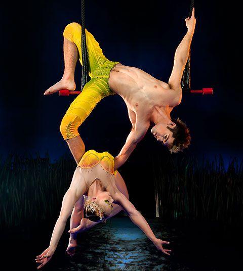 Cirque du Soleil. | TOTEM: Cirque du Soleil in San Diego » Lost At E Minor: For creative ...