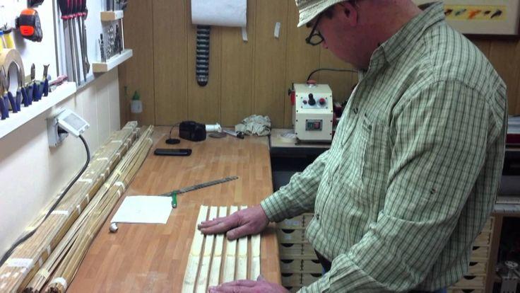 Montaje caña de bambú El artesano Paco Lizárraga nos enseña como hace sus cañas de Bambú artesanales. Las maquinas utilizadas para el proceso de elaboración ...