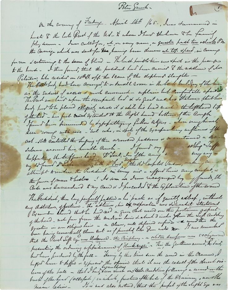killing lincoln history report This is the most dramatic and resonant crime in american history: the true story of the killing of abraham lincoln killing lincoln report share discussions.