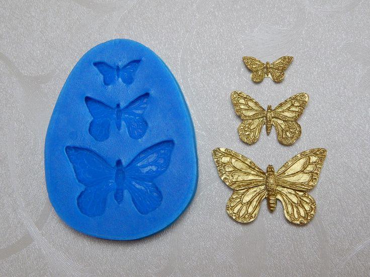 Motýle 3ks